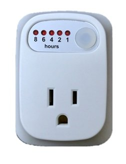 - Simple Touch - Overcharge Prevention Timer - Overcharging Protection Auto Shut-Off Timer - for Cell Phones, Tablets, and Laptops