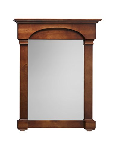 "RONBOW Verona 30"" x 39"" Traditional Solid Wood Frame Wall"