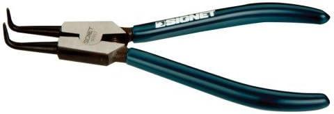 SIGNET(シグネット) 90937 軸用スナップリングプライヤー 先曲90° ds-1930823
