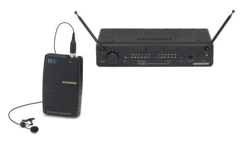 (Samson Stage 55 VHF TD Lavalier Wireless System - Channel 18)