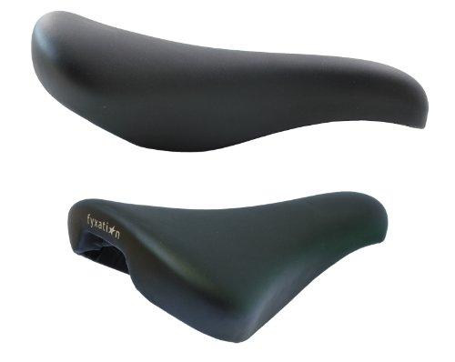 Fyxation Curve Saddle, Black