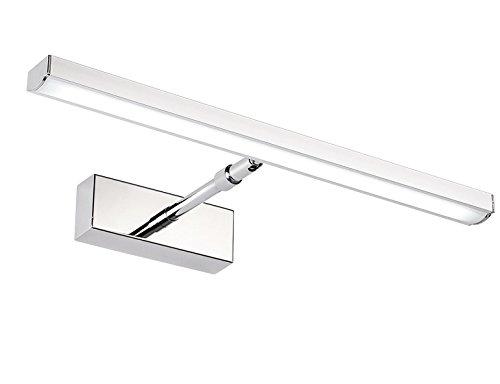 Lightess 7 W LEDバスルームライト壁ランプキャビネットミラー照明画像ライト、クールホワイト B01AUFE1RW 19879