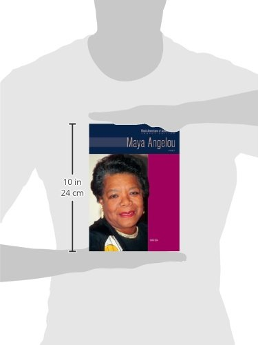 Maya Angelou (Black Americans of Achievement)