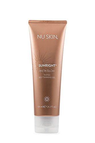 NU SKIN Nu skin Sunright Insta Glow 125ML 4.2 OZ by Nu Skin