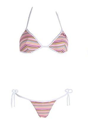 Replay Bikini Badeanzug Triangle BH + Slip Gr. 38 Cup B #35: Amazon.de:  Bekleidung