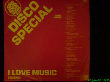 Enigma - I love music - Zortam Music