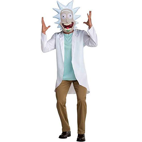 Adult Rick & Morty Rick Costume -