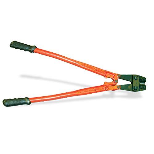BN PRODUCTS BNBCS-18 18-Inch Heavy Duty Steel Center Cut Standard Bolt Cutter (Center Bolt Cut Cutter 18in)
