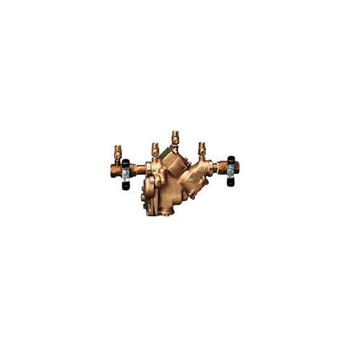 391008 3/4inch LF909 Lead Free Bronze RPZ Assembly by Watts
