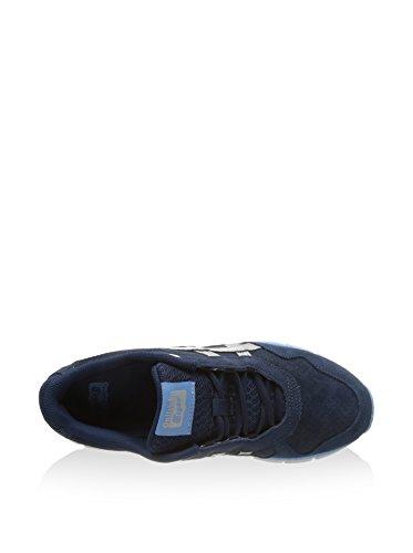 Marino 5093 D4a8l Chaussure silberfarben Asics Dunkelblau Sport De wqxvIX