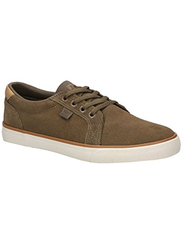 Olive Shoes Council Basses Se Sneakers Homme DC 8Uwqfxf