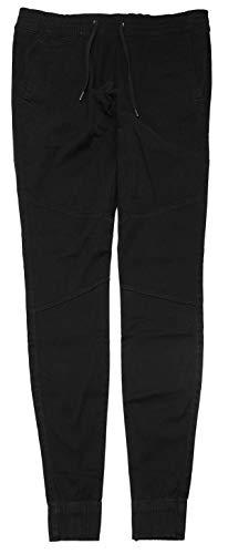 Hollister HOM-11 - Pantalones de chándal de Sarga para Hombre ...