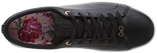 Ted Baker Black Gielli Sneakers Women's Top Low Blk Black rrdwxU0