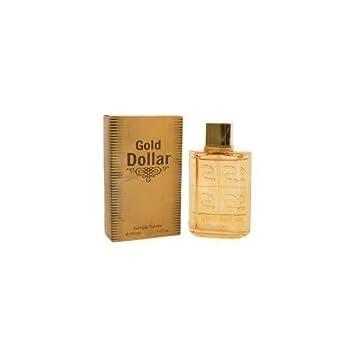 Saffron Mens Gold Dollar Perfume Eau De Toilette Spray Fragrance