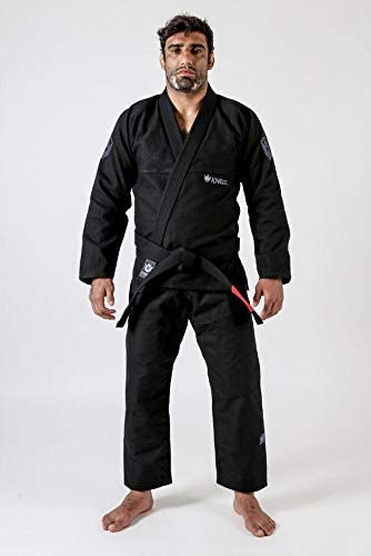 Kingz BJJ GI Balistico 2.0 Limited Edition Grey Jiu Jitsu Kimono Uniform