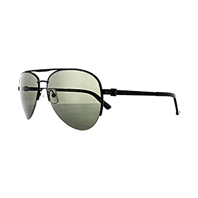 Calvin Klein Sunglasses CK8000S 001 Black Grey