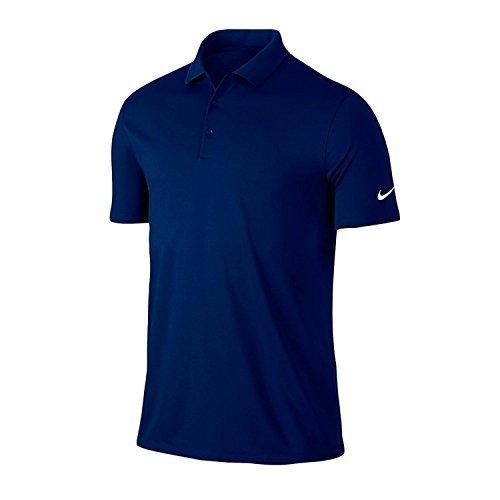 Nike Golf Dri Fit Polo 818050 419 Navy (Small)