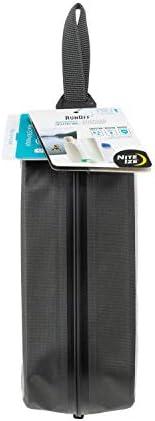 Nite Ize Runoff Waterproof Toiletry Bag, Full-Size Waterproof Hanging Toiletry Bag. Tough Trusted Protection f