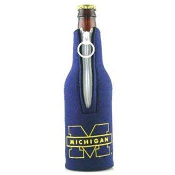 [Kolder Michigan Wolverines Bottle Suit Holder] (Beer Koozie Costume)