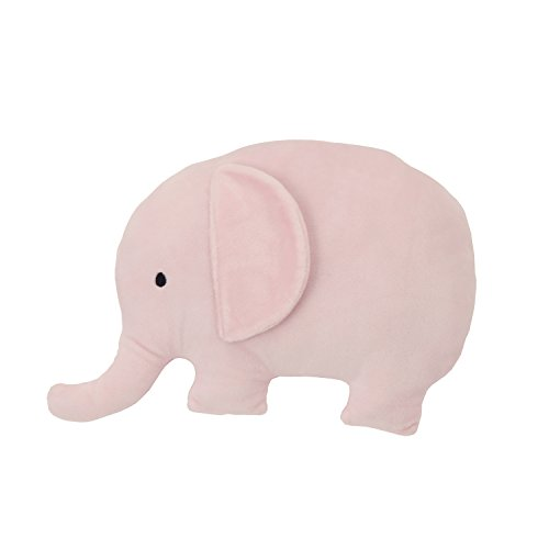 NoJo Dreamer - Pink Plush Elephant
