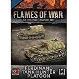 (Flames of War: Mid War: German: Ferdinand Tank Hunter Platoon (GBX127))