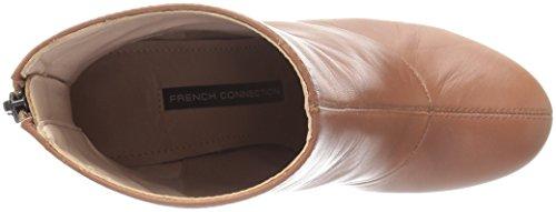 French Connection Capri, Zapatillas de Estar por Casa para Mujer Marrón - Braun (Casa Brown 207)