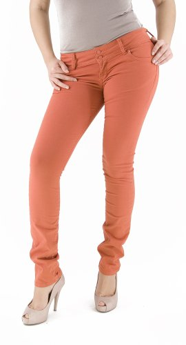 Cross pantalones vaqueros Melissa P481 - 902, Naranja 902, orange