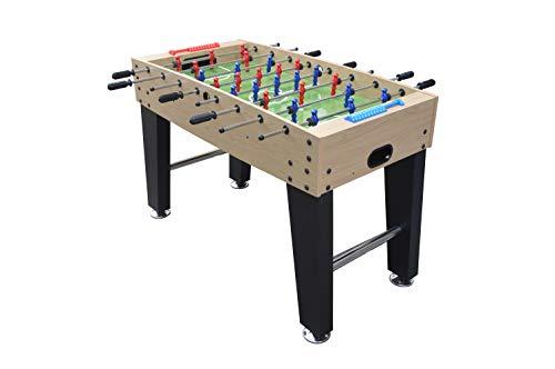 Table Action Foosball Soccer (Hathaway Metropolis 48-in Foosball Table, Maple)