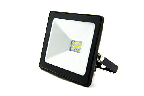 Refletor LED Compacto, 10W, Verde, Ecoforce, 18368