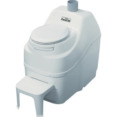 Sun-Mar Excel Self-Contained Composting Toilet, Model# Excel by Sun-Mar Corp.