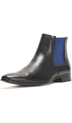 Reservoir Shoes Stivaletti a Punta Uomo Perm Nero