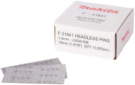 Makita F-31841 - Clavos Pin 30mm