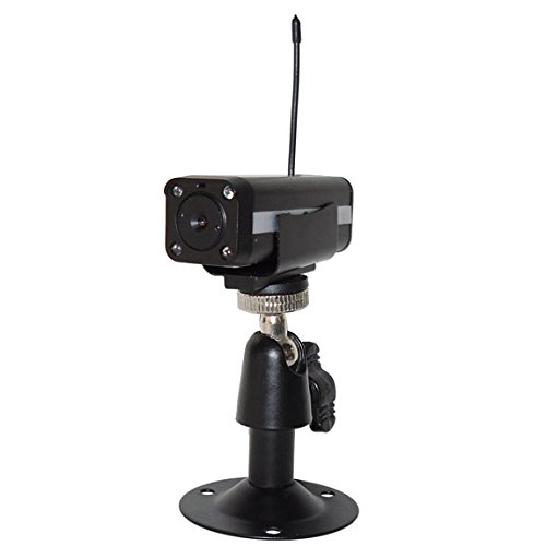 New Landing 2.4g Night Vision Cmos Wireless Camera by New Landing