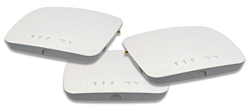 NETGEAR ProSAFE WAC720 Business 2x2 Dual Band 802.11ac Wireless Access Point - 3 Pack Bundle (WAC720B03-100NAS) by NETGEAR