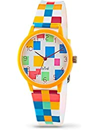 Girls Watch – Pretty and Cute Kids Wrist with Teaching...