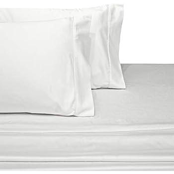 Amazon Com Exquisitely Lavish Sateen Solid Weave Bedding
