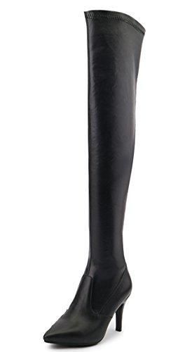 Nine SevenOver the Knee Boot - Botas mujer negro