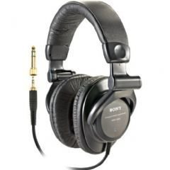 Sony Studio Monitor MDR-V600 Stereo Headphone (Discontinued by Manufacturer)