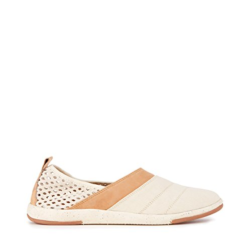 EMU Australia Womens Shoes Meroo Cow Leather in Natural