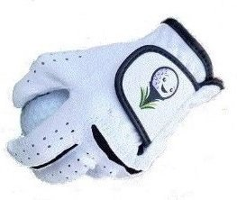 Tot Jocks Golf Glove For Tots Ages 2-7, XXS, XS, S, Youth, Junior, Toddler Child Sizes (XXS (Age 2-3), Left Hand (For Right Handed Golfers)) (Toddler Golf Costumes)