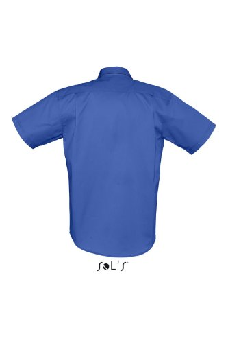 SOL´S - Twillhemd Brooklyn 3XL,Royal Blue