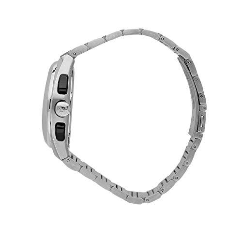 Herrklocka, TRICONIC kollektion, tillverkad av stål, svart PVD - R8873639002