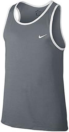 Desconocido Nike M Nk SL Crossover Camiseta sin Mangas de ...