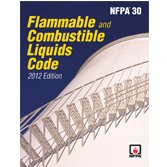 Nfpa 30: Flammable and Combustible Liquids Code, 2012