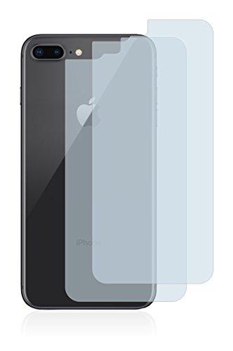 2x BROTECT Pellicola Protettiva Opaca per Apple iPhone 8 Plus (Posteriore) Proteggi Schermo - Opaco, Antiriflesso