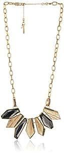 "Kenneth Cole New York ""Summer Safari"" Geometric Bead Necklace"