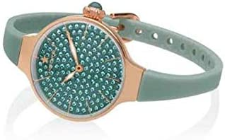 Orologio Donna Chérie Diamond 160 Rose Gold Salvia Hoops
