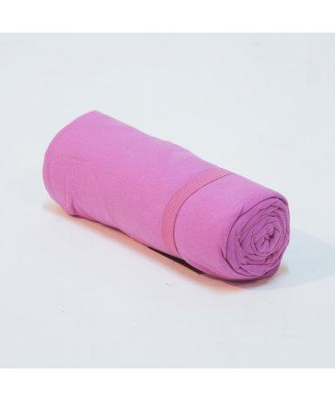 10XDIEZ Toalla Microfibra Fuxia - Medidas Toallas - 45cm x 90cm (Lavabo)