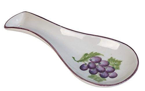 Sadek Spoon - Sadek Grape Spoon Rest
