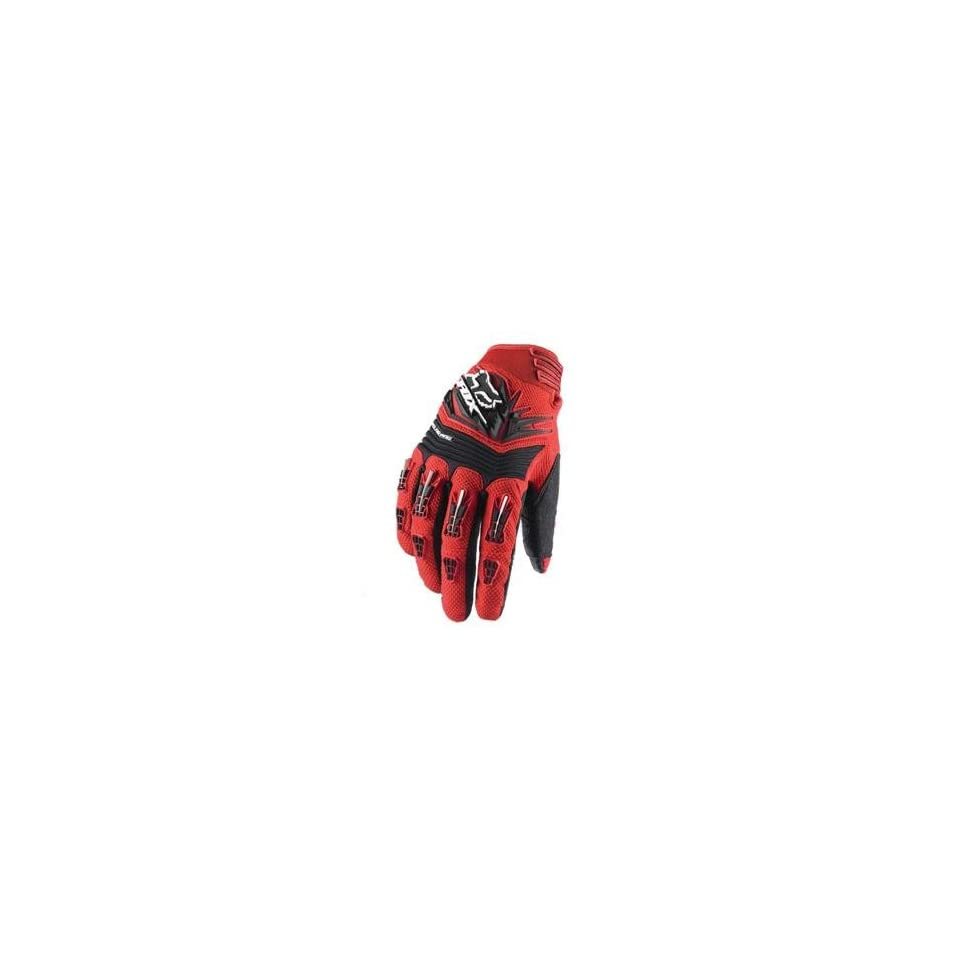 Fox Racing Polarpaw Gloves   2011   2X Large/Red